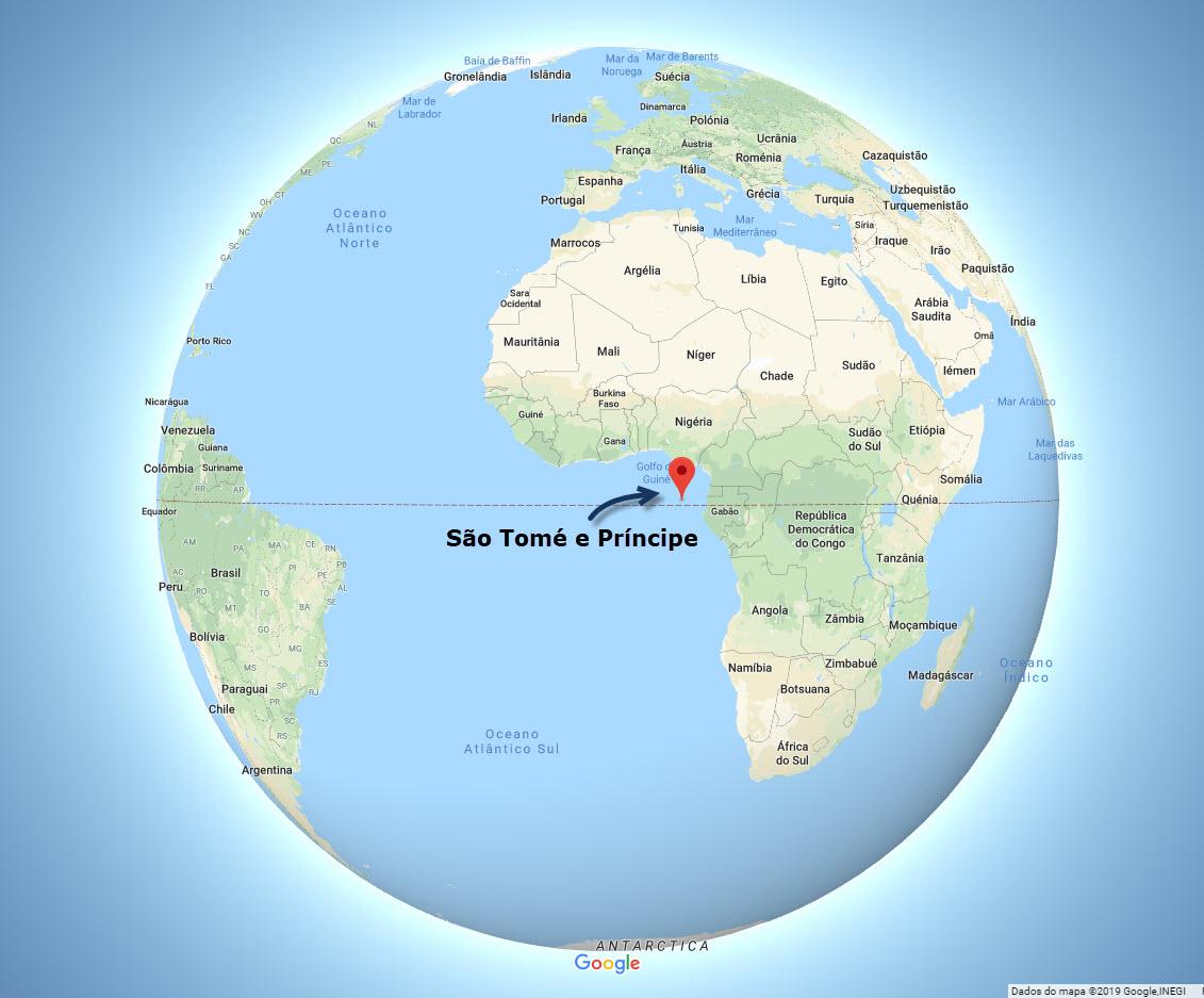 001 Viagem A Sao Tome E Principe Introducao Rute Norte