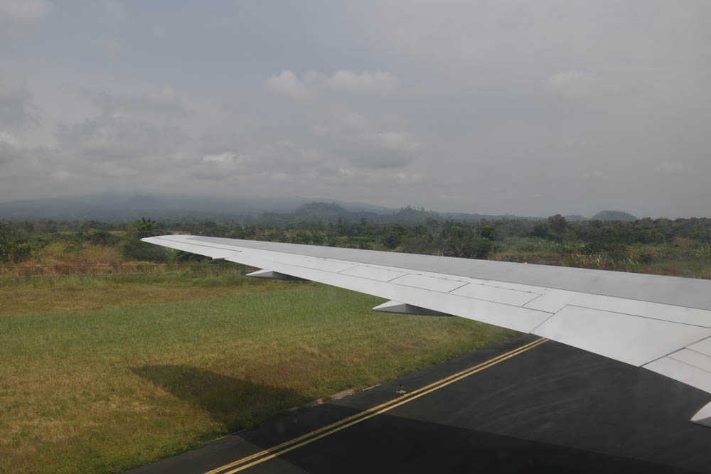 Airport Sao Tome and Principe